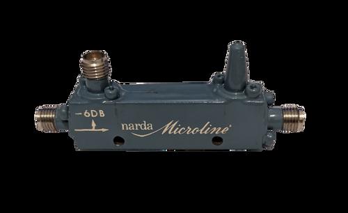Narda Microwave 4012C-6 dB Directional Coupler