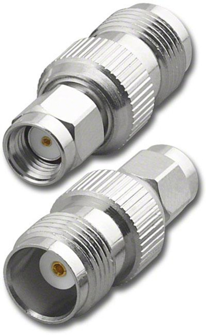 RP-SMA-Male to TNC-Female Coaxial Adapter (RFA-8843)