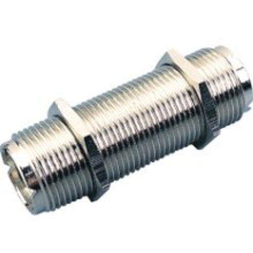 2-Inch - UHF-Female SO-239 Bulkhead Coaxial Connector