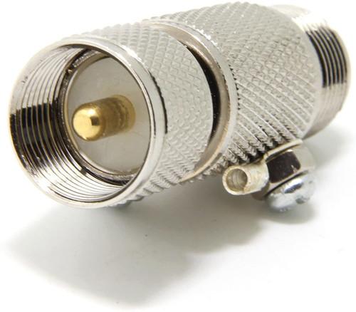 UHF PL-259 SO-239 Coaxial Surge Protector Arrestor - 7516