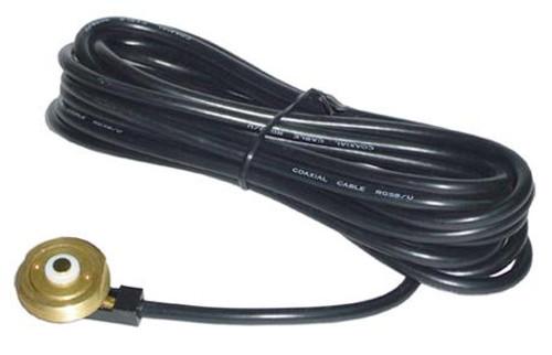 """AM-207MU - 3/4"""" NMO to Mini-UHF Male Antenna Mount - 14-Ft RG-58"""