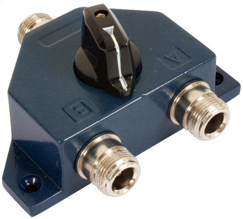 OPEK CX-201N - 2-Way Coaxial Antenna Switch - N-Female Connectors