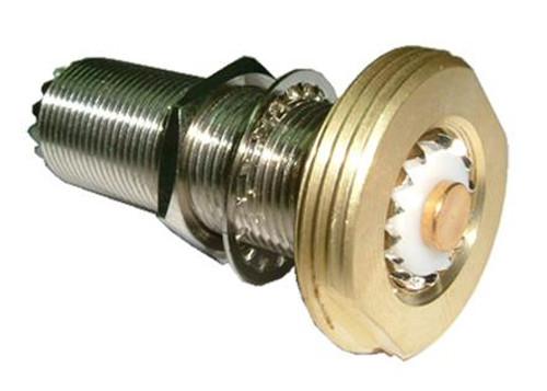 OPEK NMO-3 - NMO to UHF-Female SO-239 Adapter - 2-Inch Long