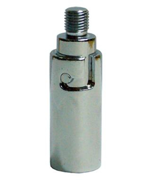 OPEK KD-1 - Chrome Plated Brass Antenna Quick Disconnect - 3/8 x 24 T