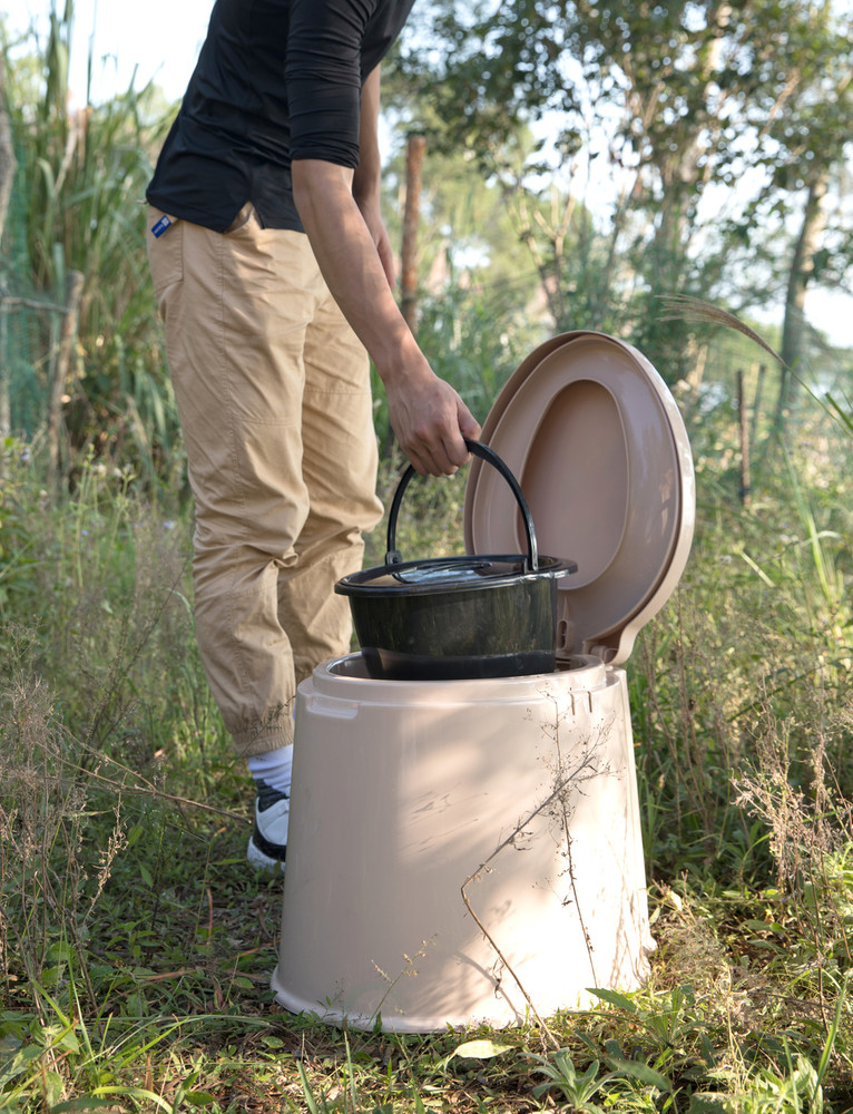 Portable Travel Toilet For Hiking and Camping