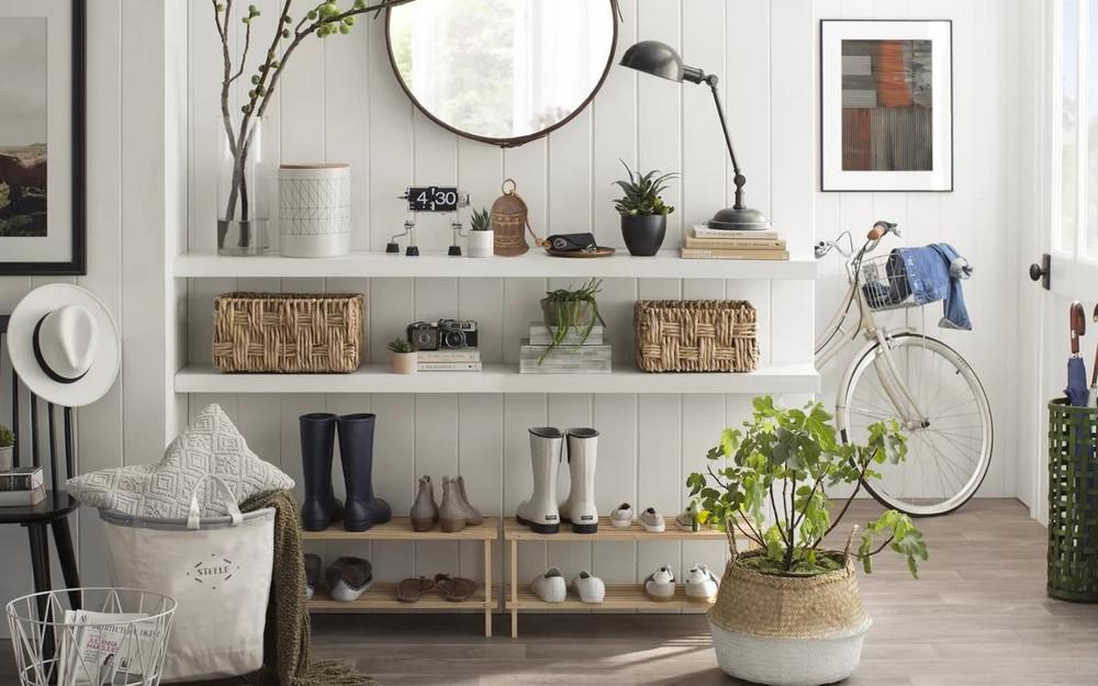 Organize Your Home - Entryway