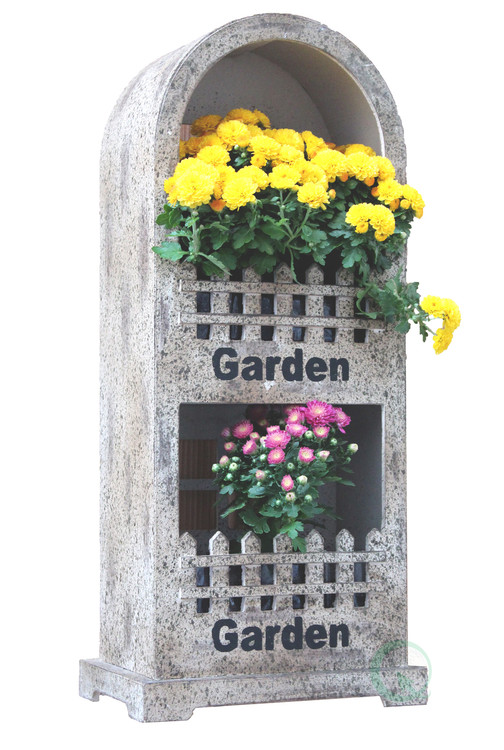 2 Section Wall Planter
