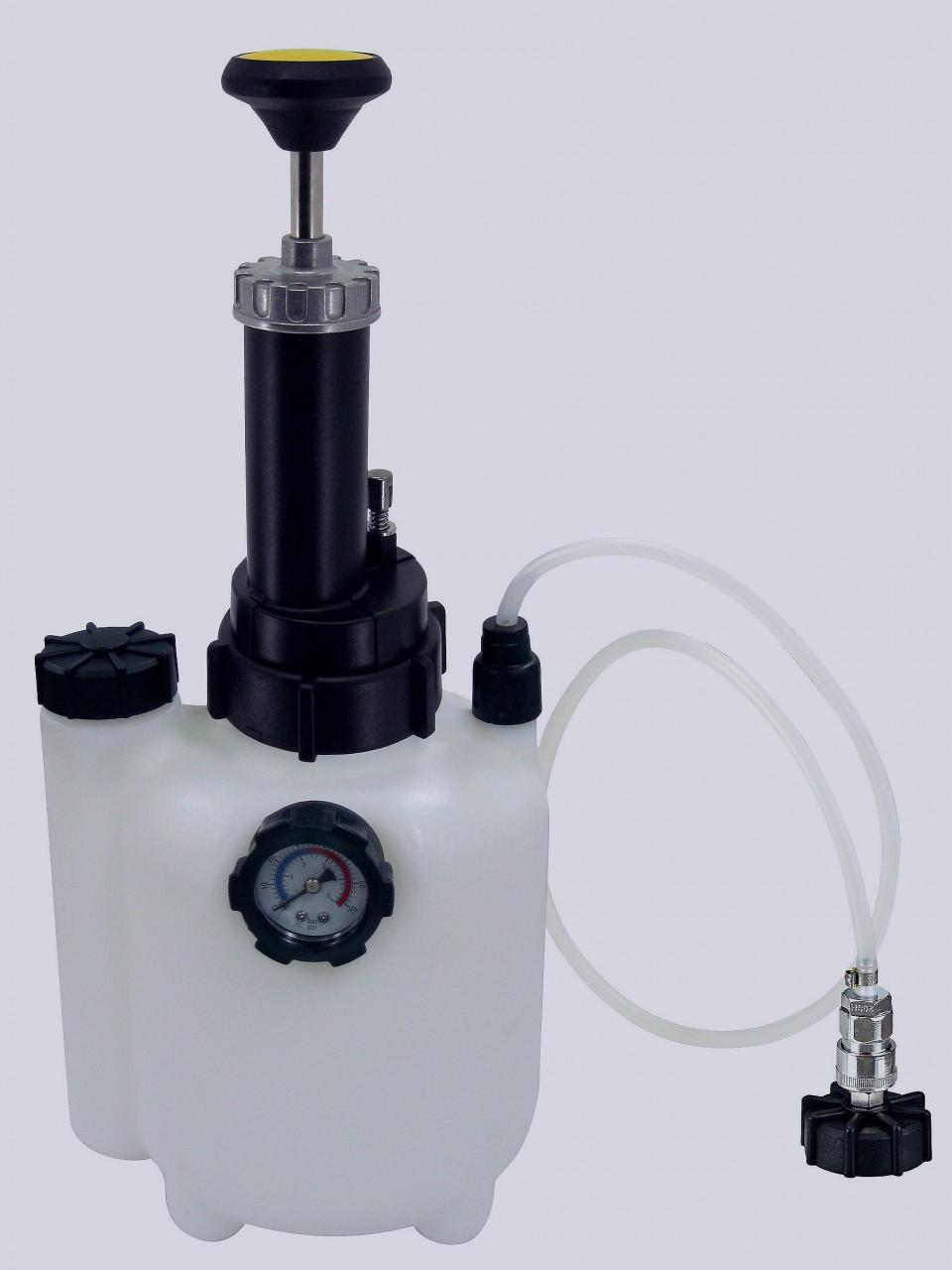 SP70809 SP TOOLS BRAKE & CLUTCH PRESSURE BLEEDING KIT SP70809