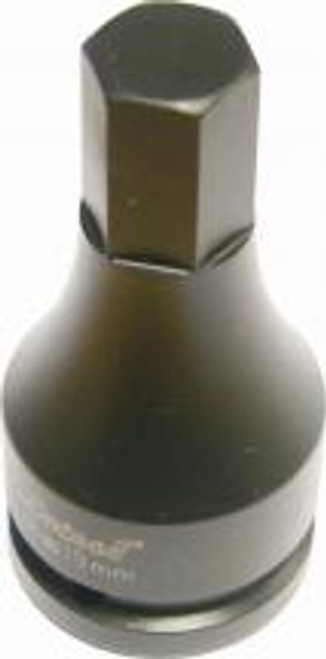 "KC Impacta 9Pce AF 3/4"" Dve Hex Impact Socket Set 116520"