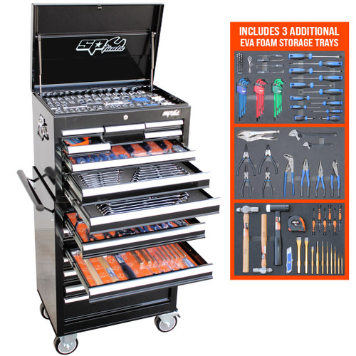Get extra foam trays for these tools while stock lasts!