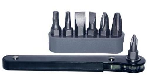 SP39608 SP Tools 8pce Driver & Bit Set.