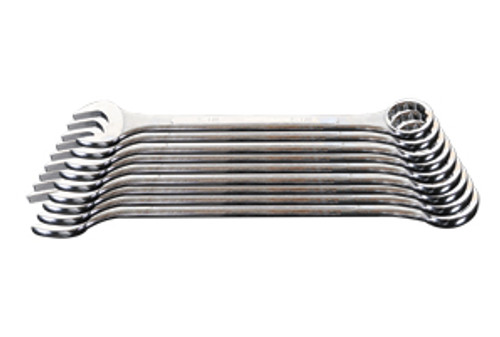 Transquip Jumbo Spanner Set 10 Piece Mega Metric