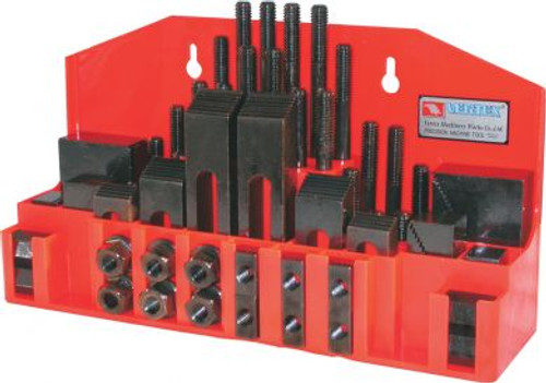 Vertex Clamp Kit M12 x 1.75 Stud. 15.7mm Slot.
