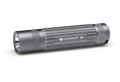 SUPRABEAM COMPACT POWERFUL TORCH 260 LUMENS