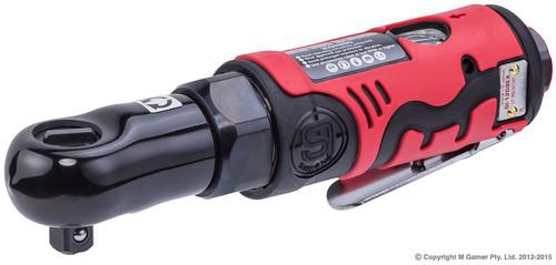 "Shinano 3/8"" Mini Ratchet Wrench SI1208"