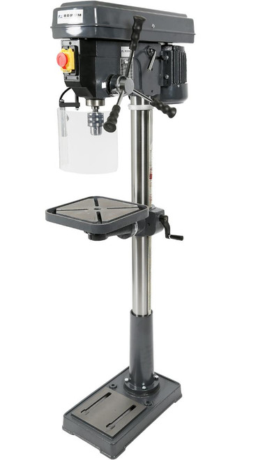BORUM 1HP INDUSTRIAL 16 SPEED PEDESTAL DRILL. Stock now limited!