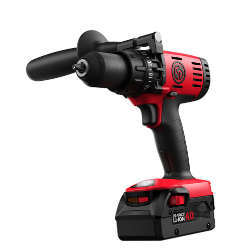 "CP8548 Chicago Pneumatic Compact 1/2"" Hammer Drill"