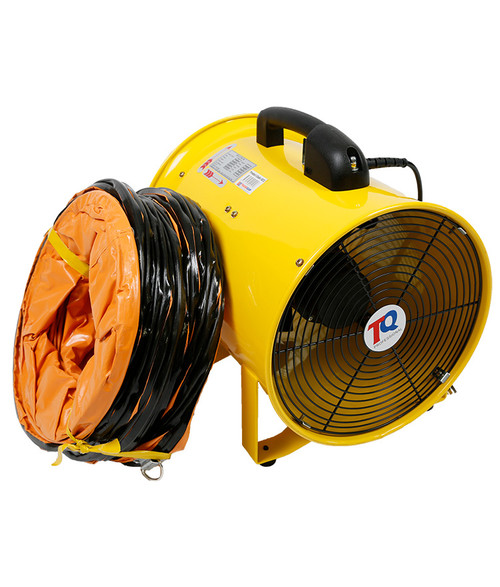 TRADEQUIP COMMERCIAL 300MM EXTRACTOR FAN INCLUDING DUCTING!