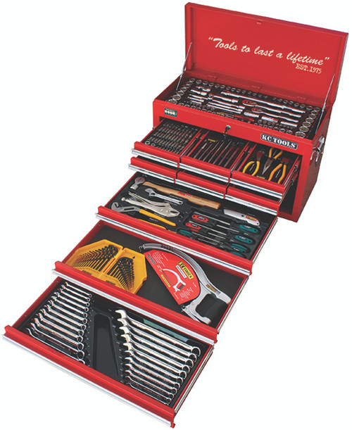 ATK920 KC Tools 220 Pce AF MM Toolkit HDFI