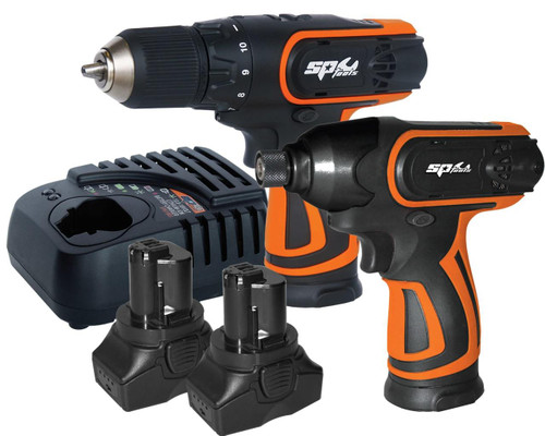 SP Tools 16V Mechanics Combo Kit