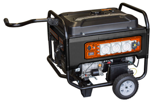 SP Tools 20Hp Petrol Construction Series Generator