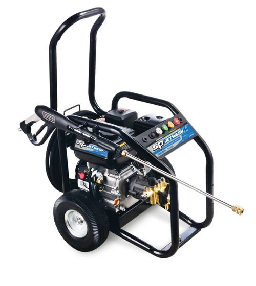 SP Tools 3600Psi Petrol Pressure Washer
