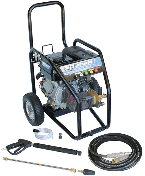 SP400P SP Tools 4000Psi Commercial Petrol Pressure Washer