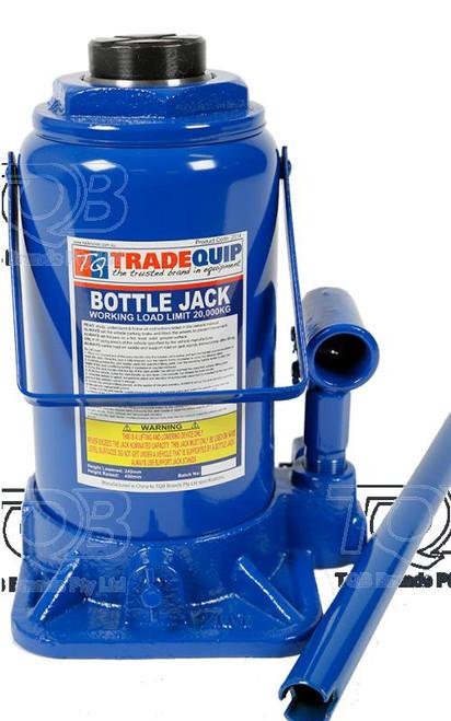 TRADEQUIP 20000kg Bottle Jack