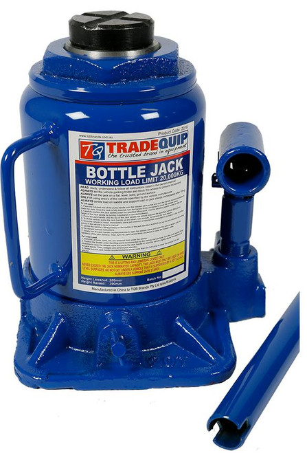 TRADEQUIP 20000kg Squat Bottle Jack