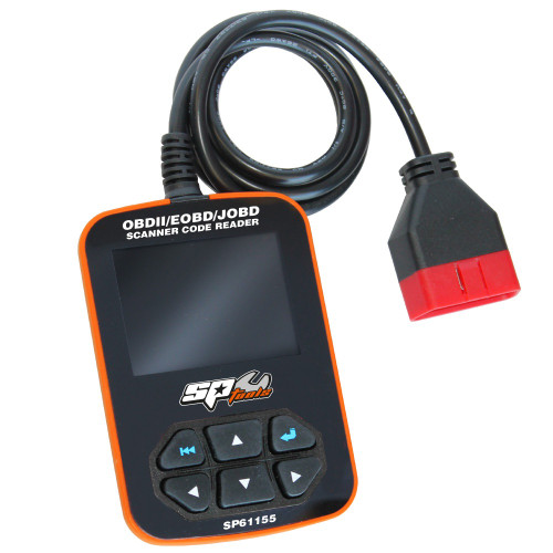 SP Tools CAN OBDII/EOBD/JOBD Scanner Code Reader