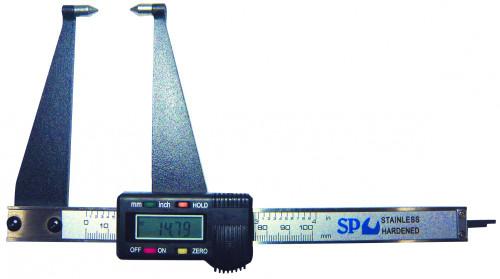 "SP TOOLS DISC BRAKE DIGITAL CALLIPERS 0-100/0.4"""