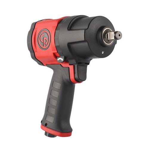 "Chicago Pneumatic Industrial 1000 Ft Lb 1/2"" Impact Wrench"