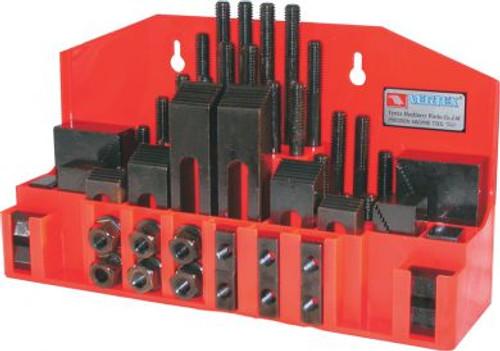 Vertex Clamp Kit 1/2 x 12 Stud. 9/16 Slot