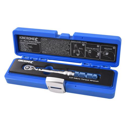 K8036 Kincrome Torque Wrench Micro Click 1/4inch