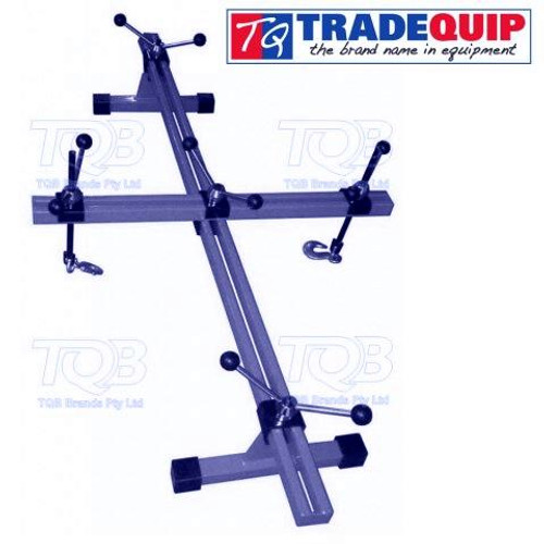 Tradequip 500kg Engine Support Bar Dual Hook