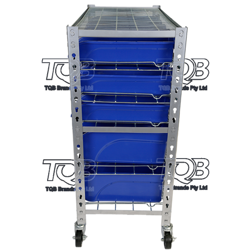 Tradequip Heavy Duty Parts Storage Rack