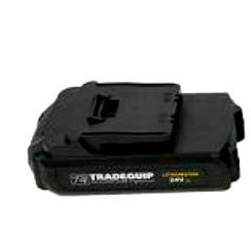 """SPARE BATTERY FOR 9845 TRADEQUIP  CORDLESS IMPACT WRENCH 1/2"""""""