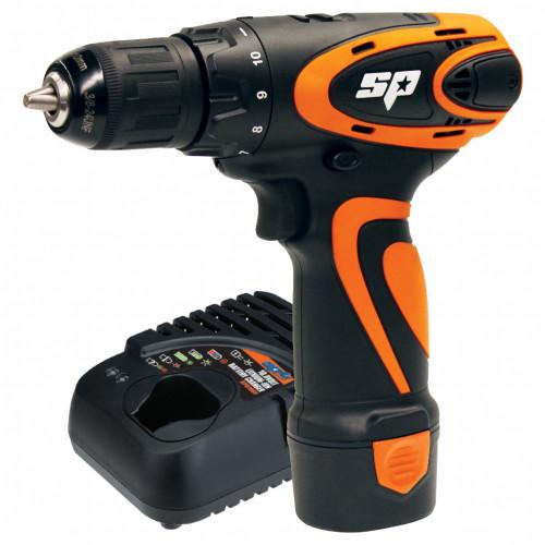 """SP Tools Max Drive 12v 3/8""""Dr (10mm) Drill Driver 2.0Ah Max Lithium"""
