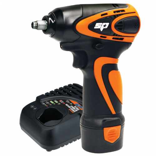 "SP Tools Max Drive 12v 3/8""Dr Mini Impact Wrench 2.0Ah Lithium"