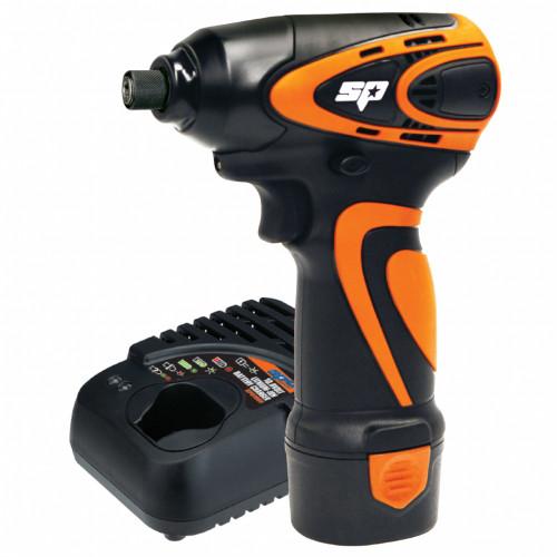 """SP Tools Max Drive 12v 1/4"""" Hex Mini Impact Driver 2.0Ah Lithium"""