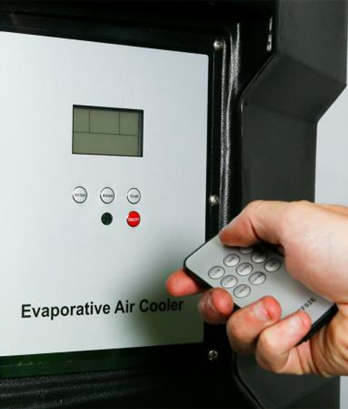 Tradequip Portable Evaporative MEGA Workshop Cooler 200L