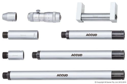 Accud Tubular Inside Micrometer 50-600mm