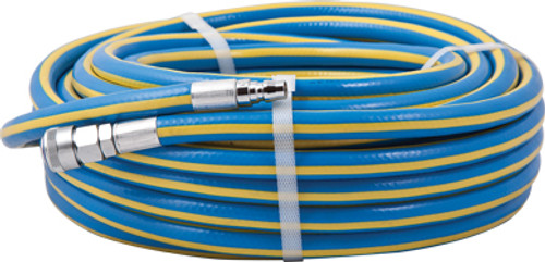 Geiger Larger Air Hose 12mm x 20m Length With Couplings