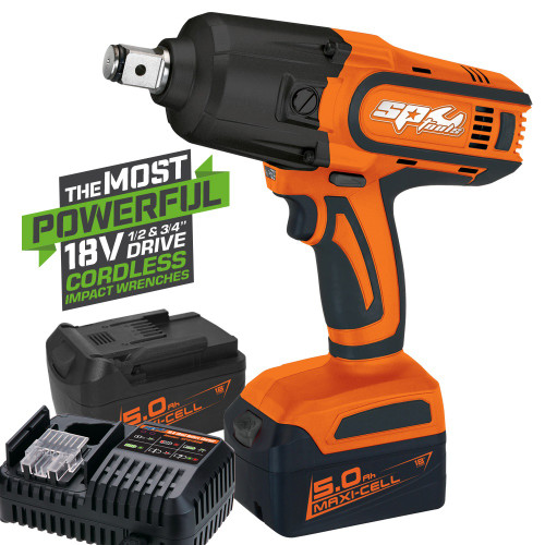 SP Tools 1788Nm Cordless Impact Wrench
