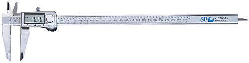 "SP 200mm/8"" Metric/SAE LCD Vernier Caliper SP356352"