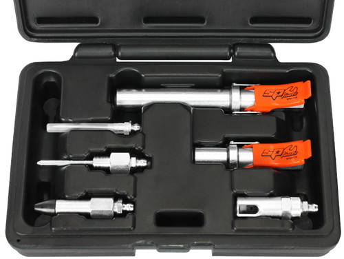 SP65140 SP Tools Mega Grease Gun Quick Release Accessory Kit