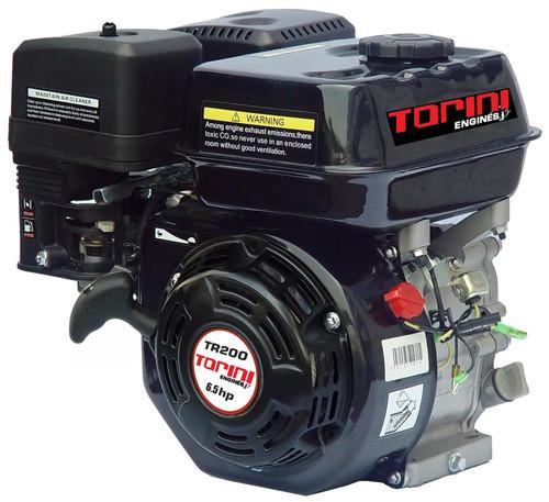 TR200Q Torini 6.5hp Petrol Engine