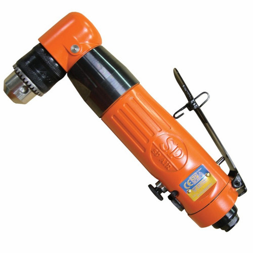 """SP Tools Industrial 3/8"""" Air Angle  Drill"""