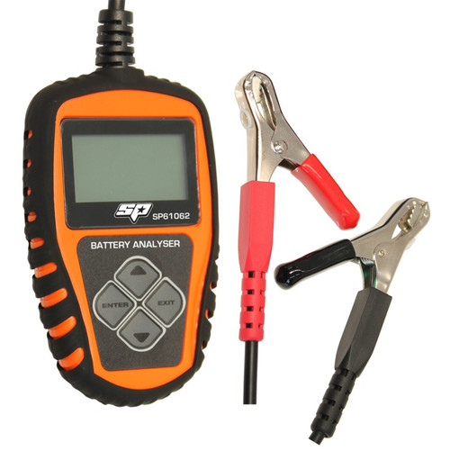 SP Tools Deluxe Battery Analyser with Multilingual interfaces