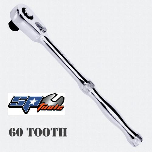 """SP Tools 3/8""""  Hi-Torque Ratchet 60 Teeth"""